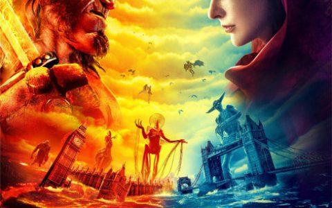 《地狱男爵》定档11月9日 米拉·乔沃维奇变血皇后