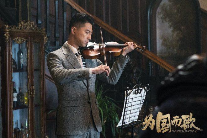 《为国而歌》定档6.18 王雷古力娜扎唱响爱国颂歌-2