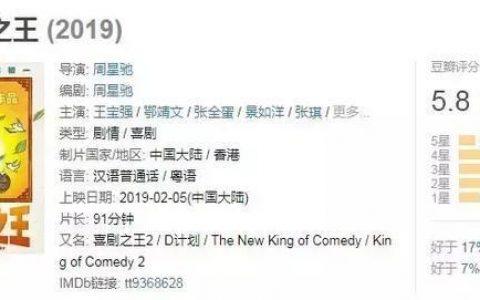 """《新喜剧之王》影评:到底""""烂""""还是""""不烂""""?"""