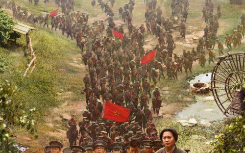 《三湾改编》曝终极海报及预告 毛泽东热血呐喊集结工农革命力量